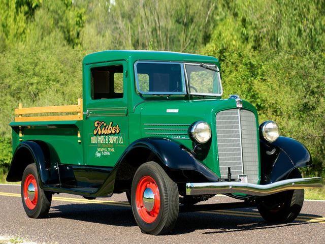 Buddy Stewart Truck 40H-a640