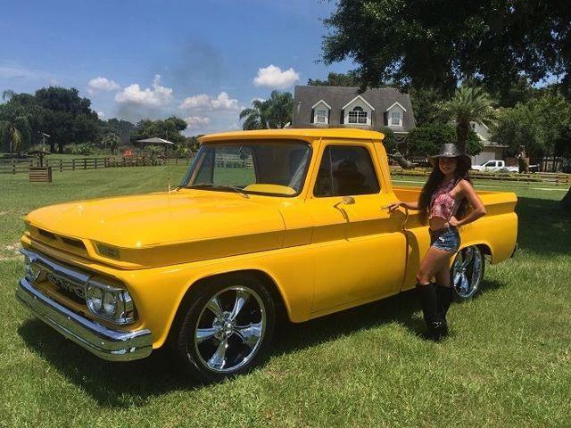 Chevy GMC Fleetside-640