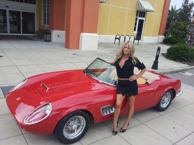 Modena Ferrari GT250 California Spider-640