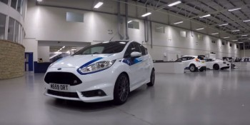 Ford Fiesta M-Sport Edition packs 215 PS
