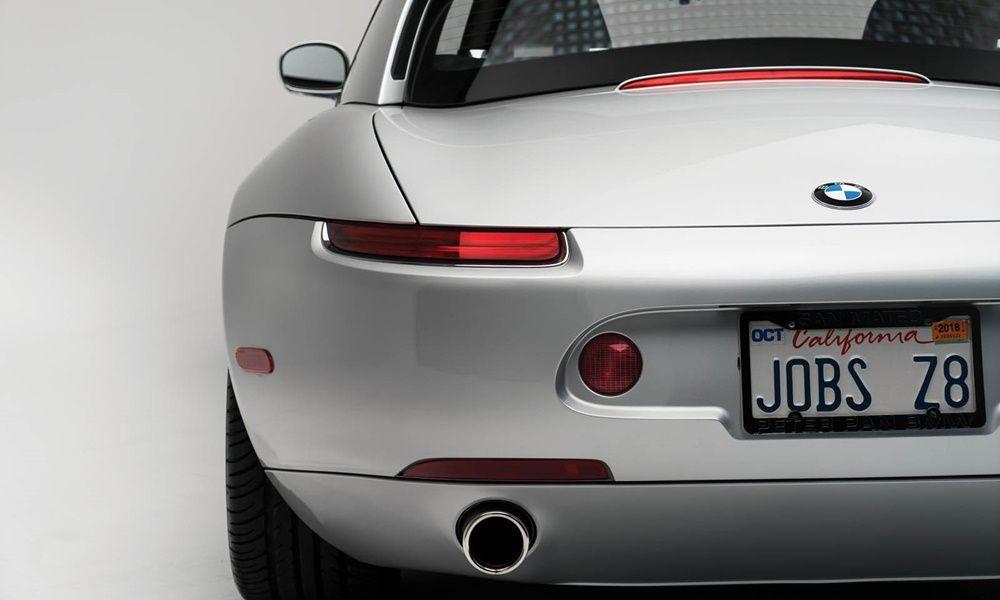 Σε δημοπρασία η BMW Z8 του Steve Jobs