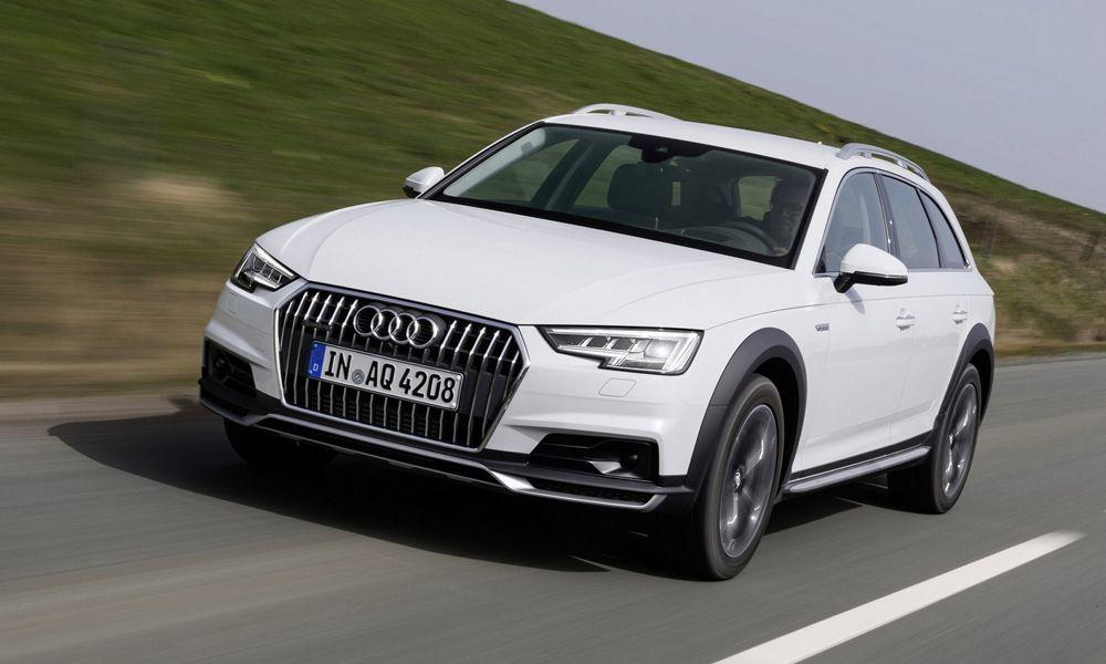 Νέα ισχυρή έκδοση Audi A4 Allroad quattro σε ειδική τιμή 04decc302c4