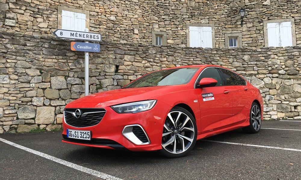 Πρώτη επαφή με το νέο Opel Insignia GSi