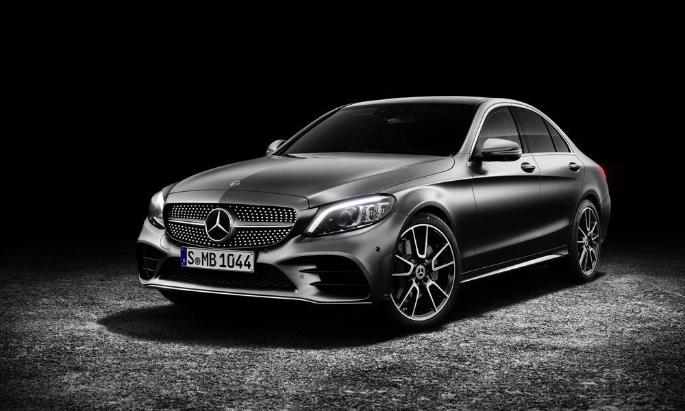 Ηλεκτρικό sedan από τη Mercedes