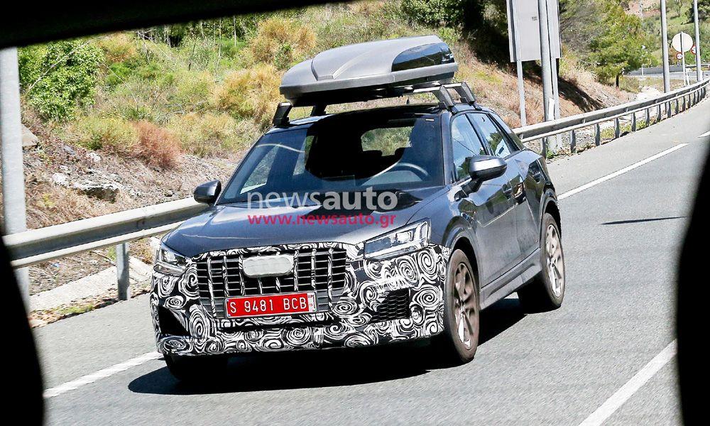 Αποκλειστικό: Πιάσαμε στα «πράσα» το νέο Audi SQ2!