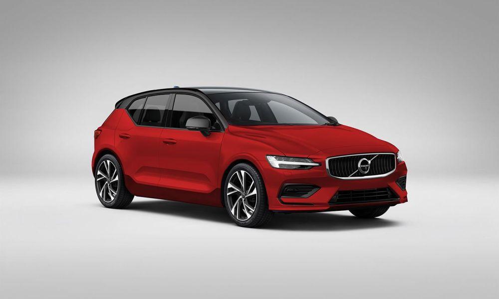 Πώς θα είναι το Volvo V40;