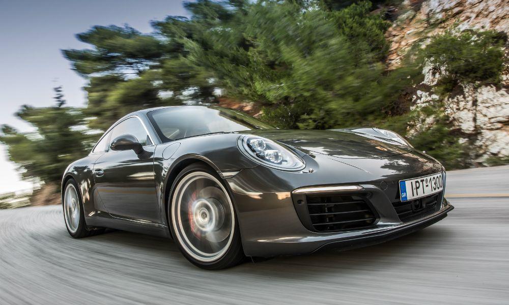 Δοκιμή: Porsche 911 Carrera S PDK