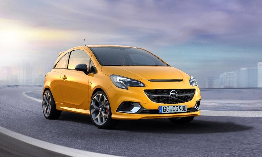 Opel Corsa 1.4 GSi: Με πόσους ίππους;