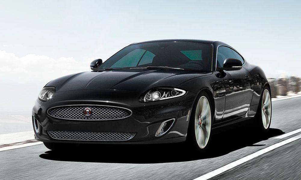 Η Jaguar ετοιμάζει τη νέα XK