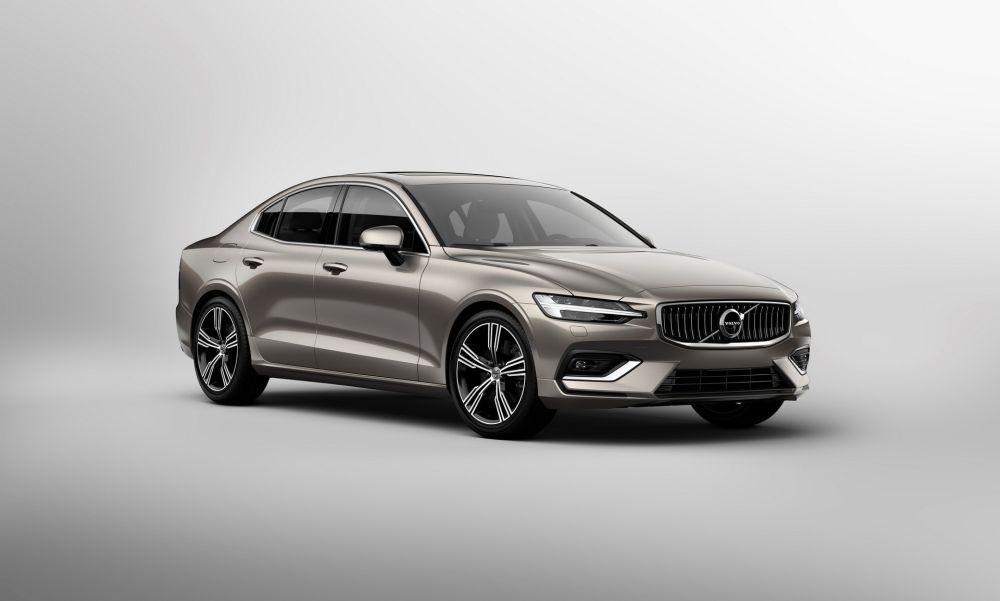 Αποκάλυψη για το νέο Volvo S60