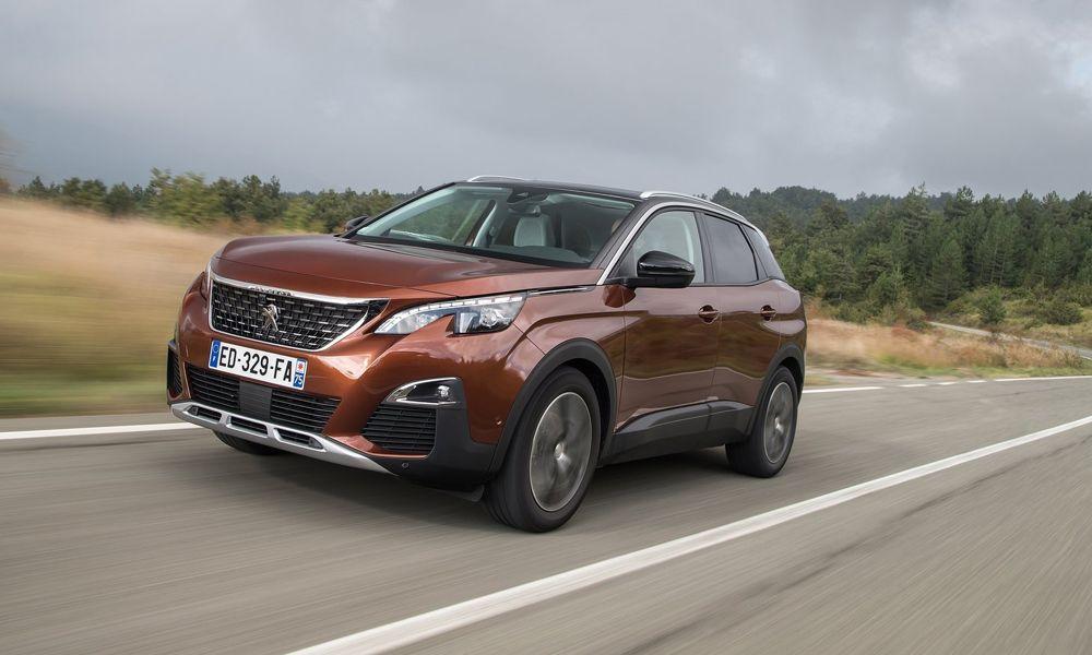 Τest: Peugeot 3008 1.2 Puretech 130 PS EAT6