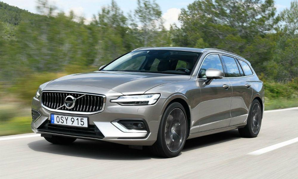 LIVE απο Βαρκελώνη: Οδηγούμε το νέο Volvo V60 (video)