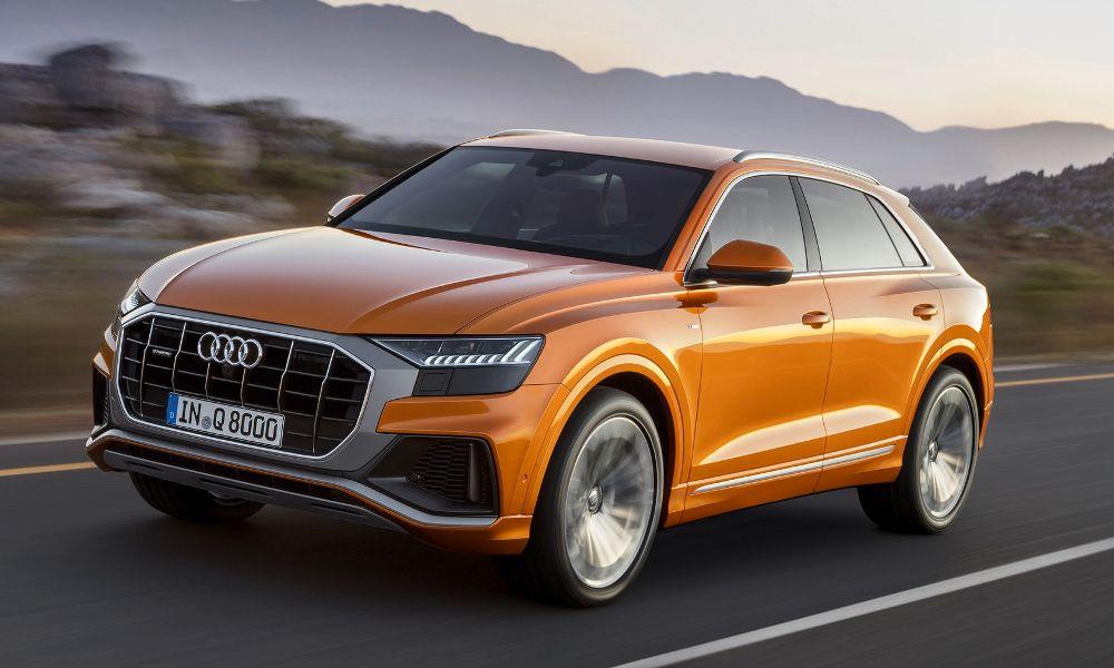 Audi Q8: Και επίσημα το νέο κορυφαίο μέλος της οικογένειας Q