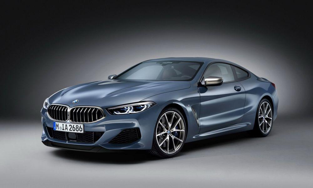 Αυτή είναι η νέα BMW 8-Series Coupe (video)