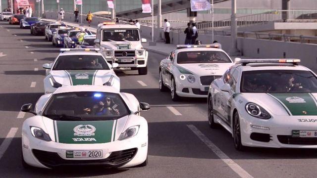 Dubai Police Fleet-640