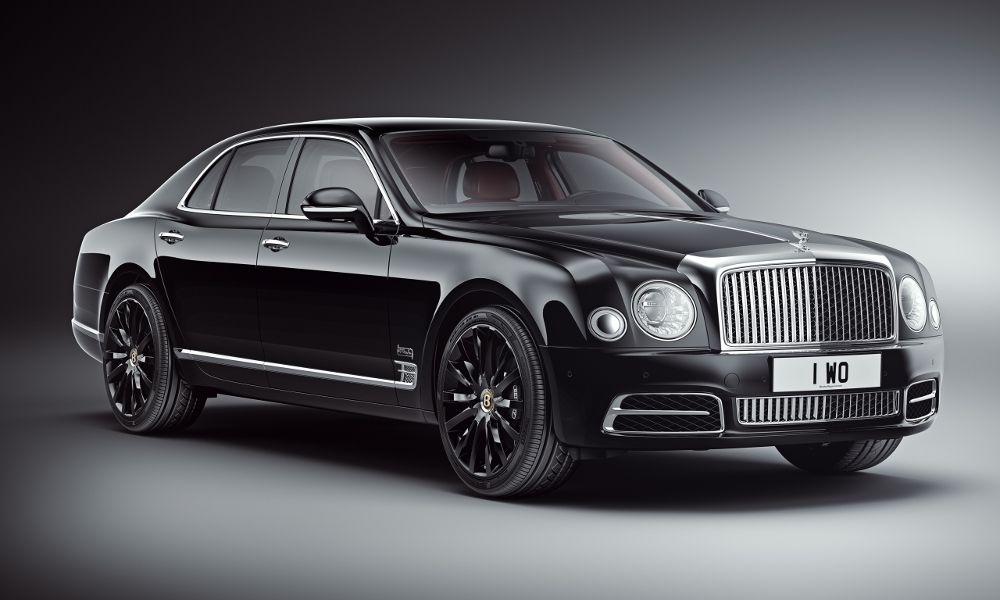 Συλλεκτική Bentley Mulsanne σε περιορισμένη παραγωγή 100 μονάδων (+Video)