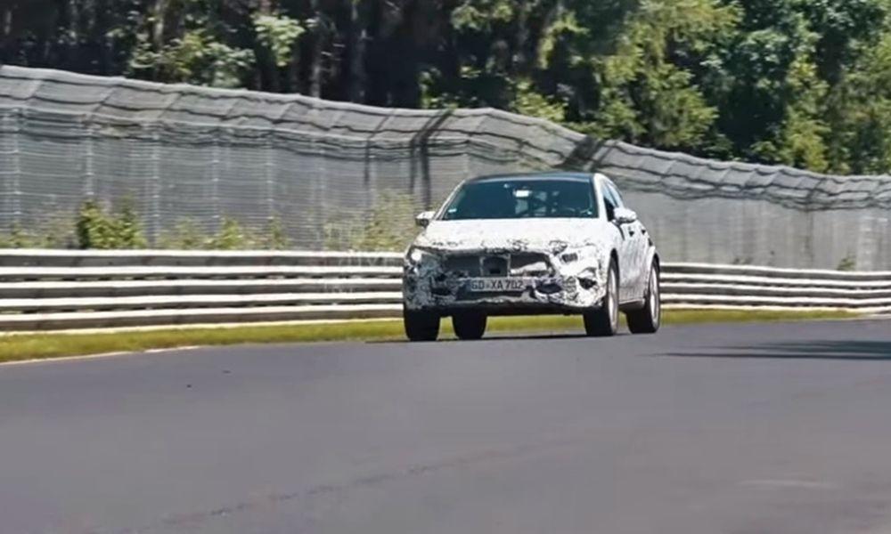 Στο 'ring η Mercedes GLA του 2020 (+VIDEO)