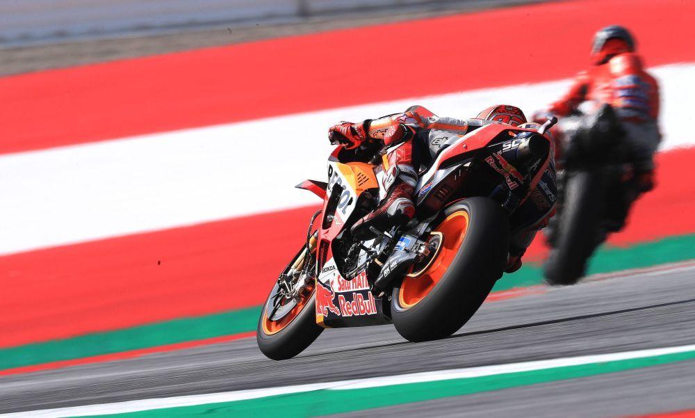 MotoGP Αυστρίας: Pole για 2 χιλιοστά του δευτερολέπτου
