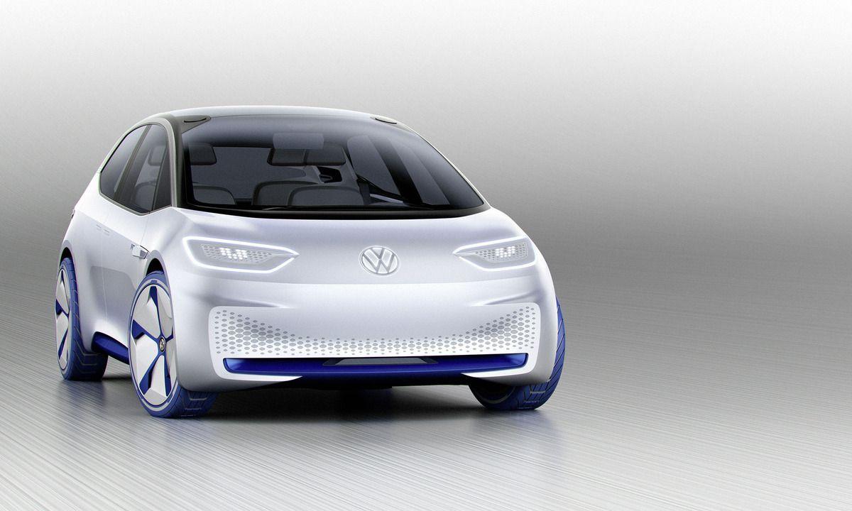 VW ID: Το Golf της επόμενης μέρας