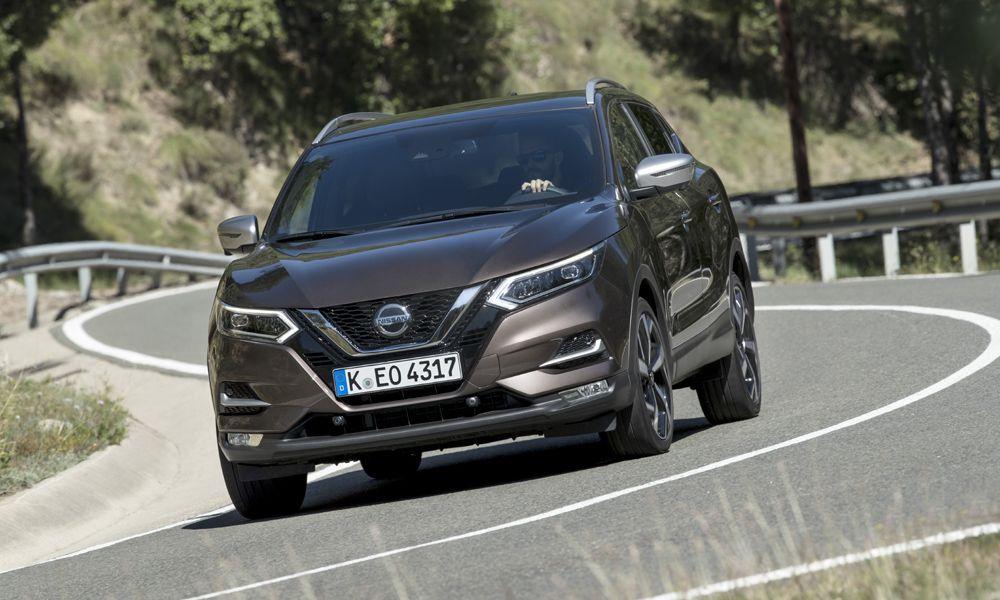 Το νέο Nissan Qashqai 1.3 turbo στην Ελλάδα (+τιμές)
