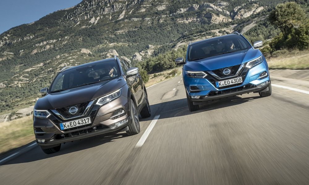 Nissan Qashqai delivers a new level of performance in Europe