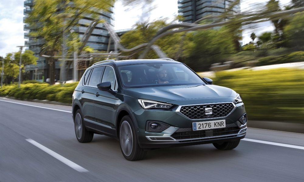 Νέο SEAT Tarraco: H SEAT στα μεγάλα SUV (+Video)