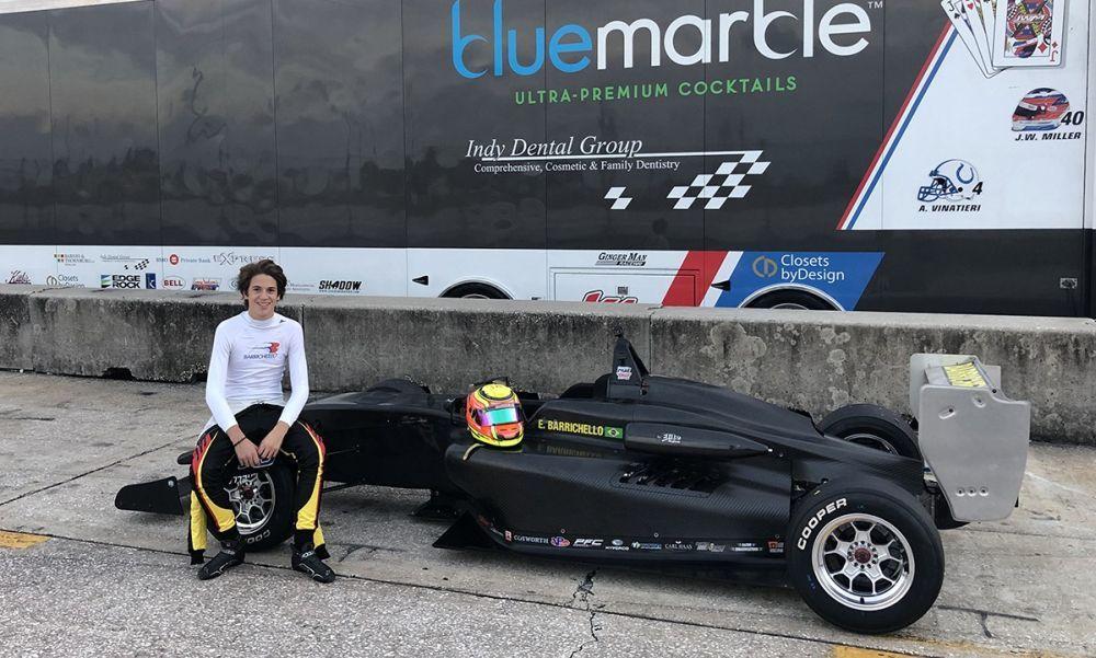 Στην USF2000 o γιος του Barrichello