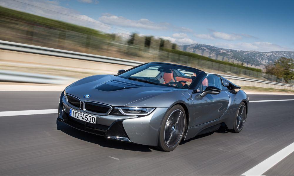 Δοκιμάζουμε το εξωτικό BMW i8 Roadster