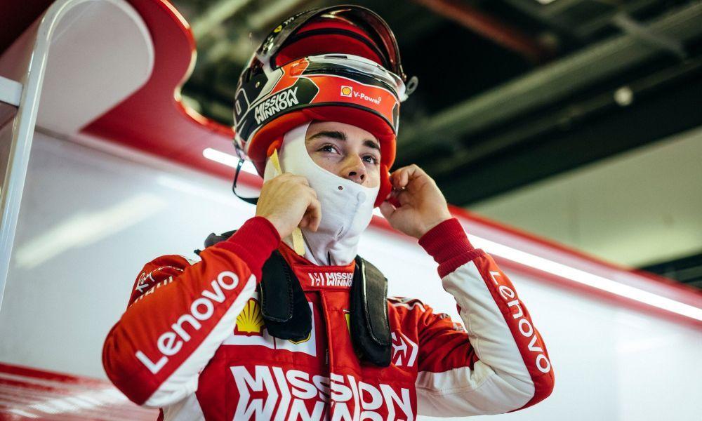Το ιδανικό ξεκίνημα του Charles Leclerc στη Ferrari