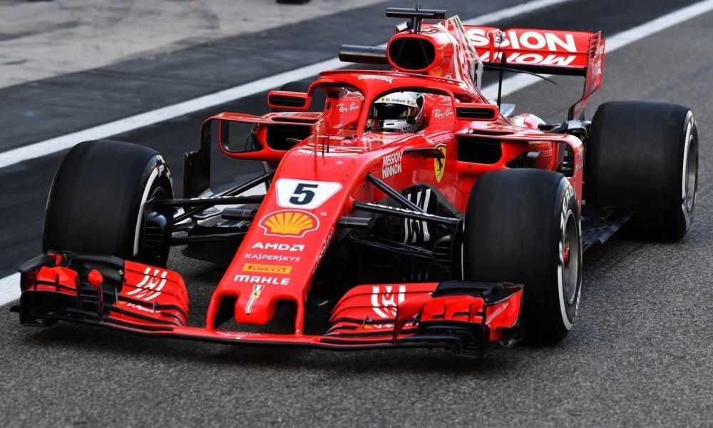 Ταχύτερος ο Vettel στην πρώτη ημέρα δοκιμών του Άμπου Ντάμπι