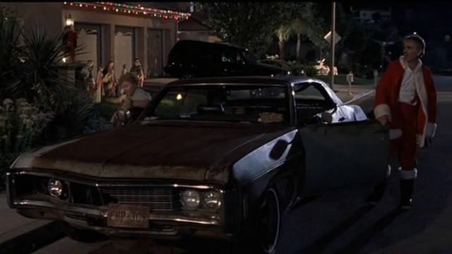 1969ChevyImpalaBad Santa(2003)