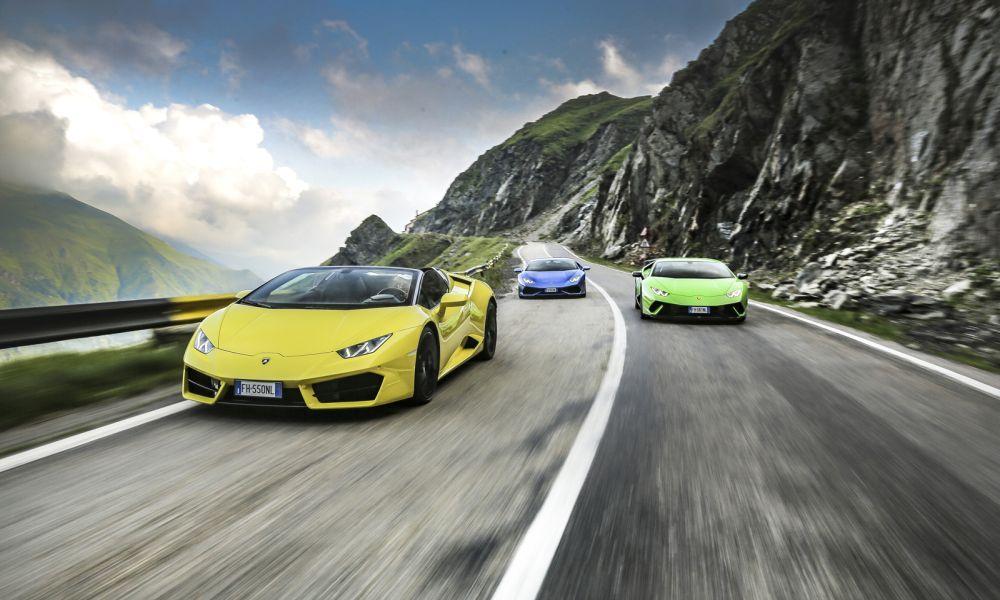 Η εξέλιξη στα μοντέλα της Lamborghini (+vid)