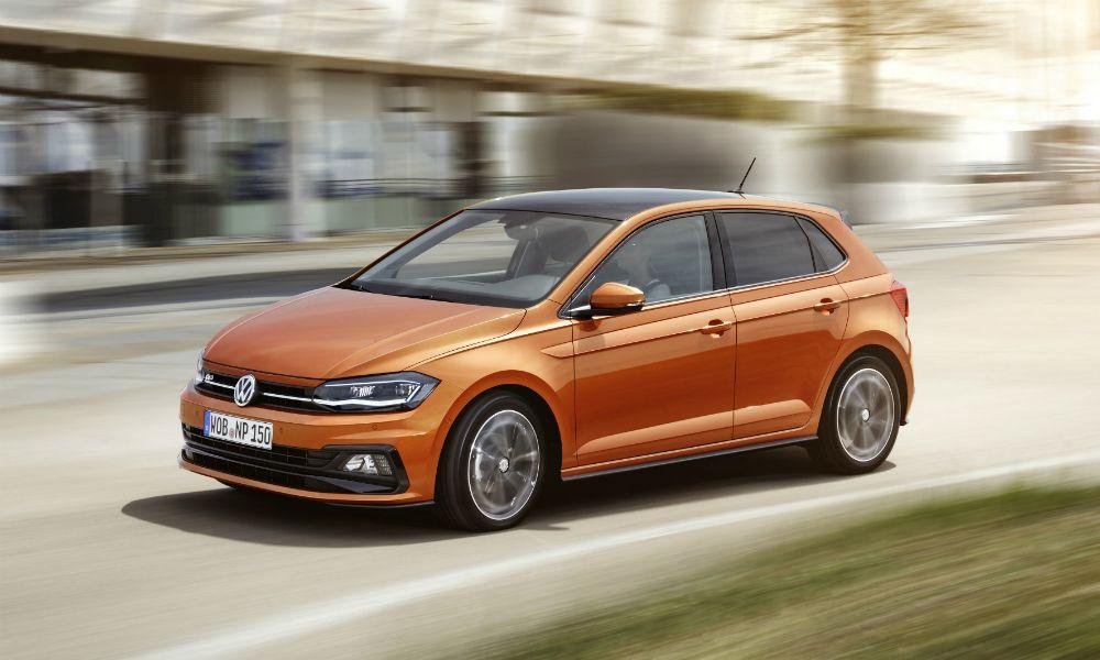Στην Ελλάδα το νέο VW Polo R-Line με 115 ίππους και 17.400 ευρώ