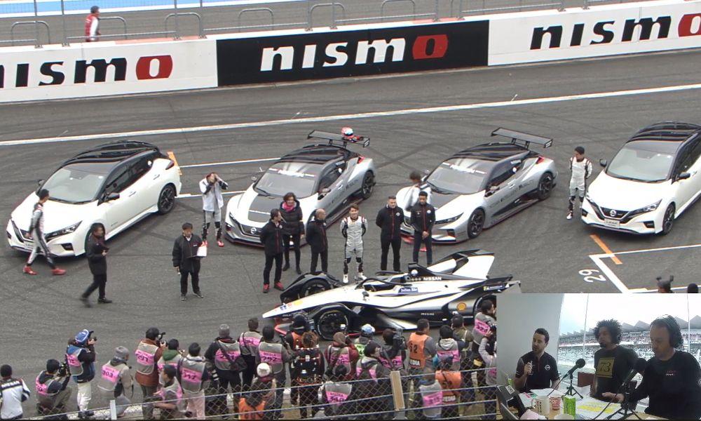 NISMO Festival 2018: Εξήντα χρόνια αγώνων γιόρτασε φέτος η Nissan (Video)