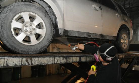 Αποτέλεσμα εικόνας για SOS για το αυτοκίνητό μας με το αλάτι στους δρόμους