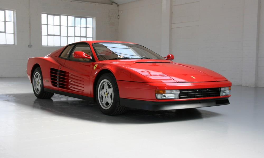 Η εμβληματική Ferrari Testarossa επανέρχεται με 1.000 άλογα;