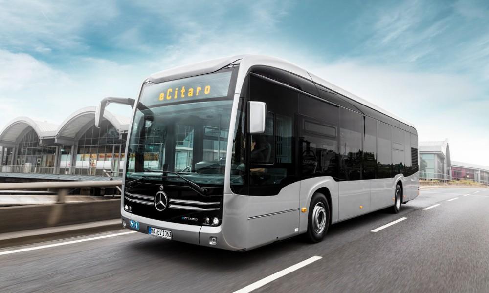 Mercedes-Benz eCitaro 2019