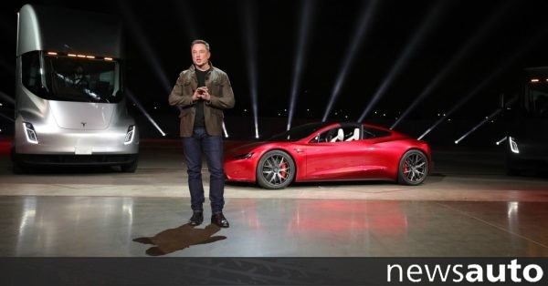 Elon Musk: Η Apple αρνήθηκε να εξαγοράσει την Tesla
