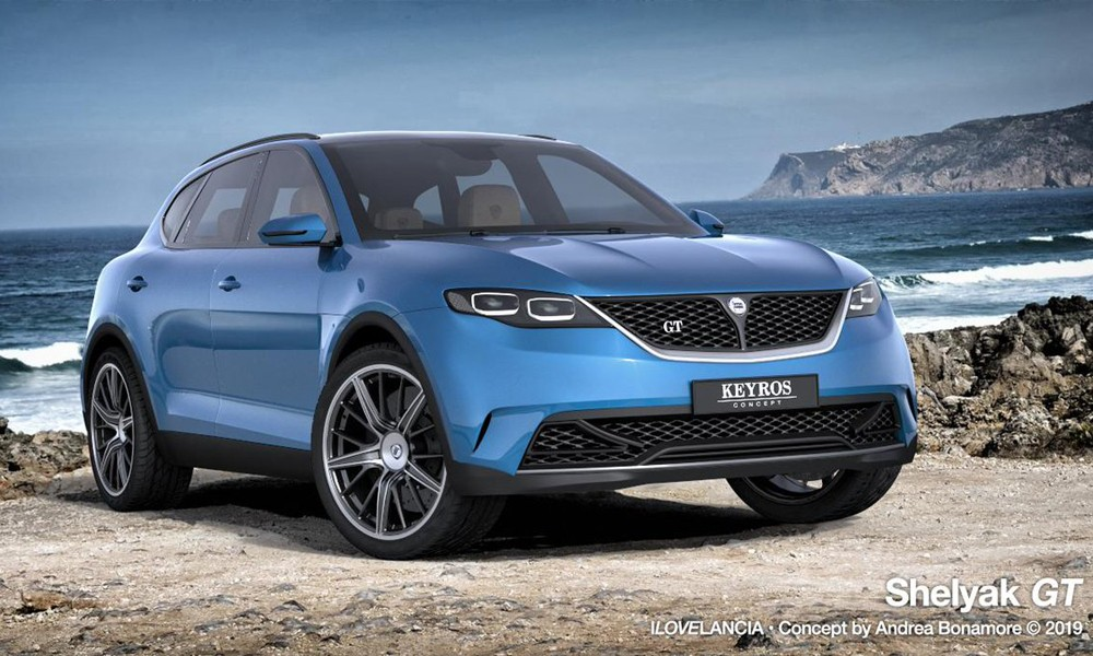 Έρχεται το πρώτο SUV της Lancia
