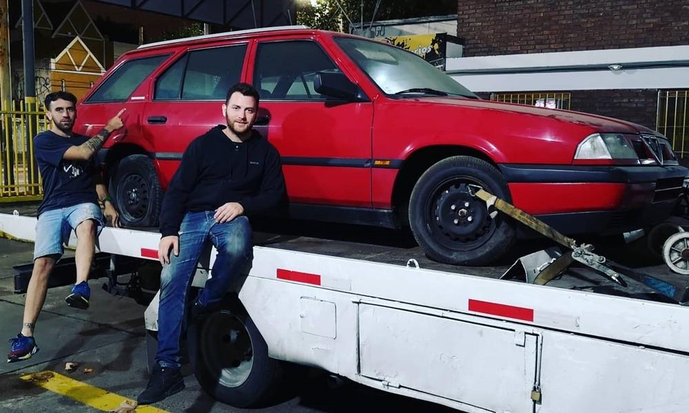 Παρατημένα Alfa Romeo, Peugeot και Fiat βρέθηκαν μετά από χρόνια