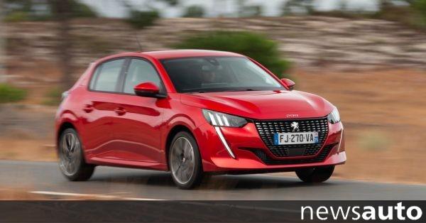 Μια άλλη διάκριση για το Peugeot 208