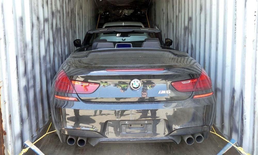 Κλεμμένα αυτοκίνητα με προορισμό την Τουρκία βρέθηκαν στην Ιταλία