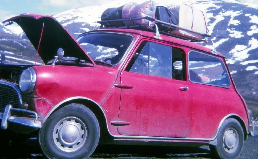 old_car_travel