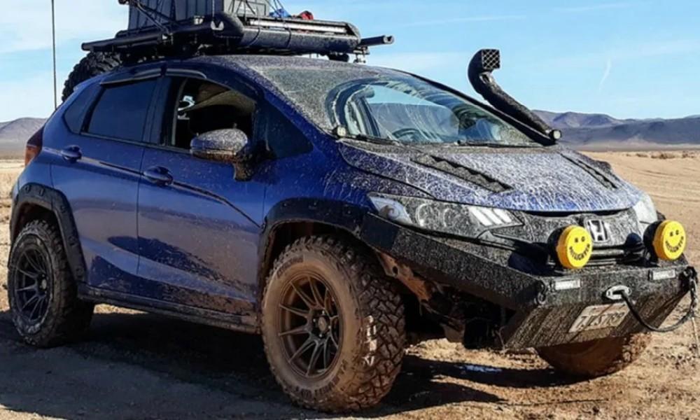 HondaJazzOffRoader