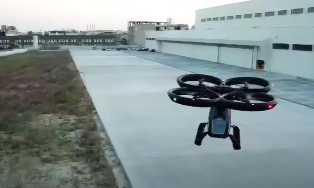 H οικογένεια Eρντογάν έφτιαξε ιπτάμενο αυτοκίνητο (video)