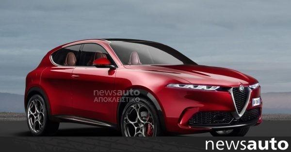 Πότε θα κάνει το ντεμπούτο του η Alfa Romeo Tonale;