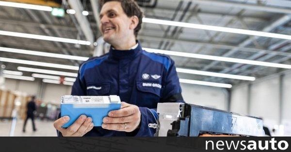 BMW: Μπαταρίες από τη Λειψία στα μέσα του 2021