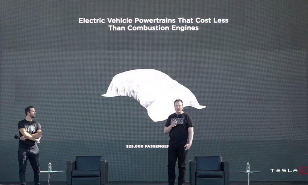 Elon Musk - Battery Day