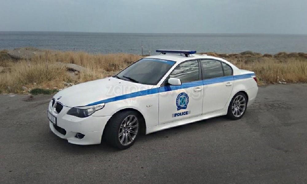 See the new Greek police patrol car worth €100,000+ 2
