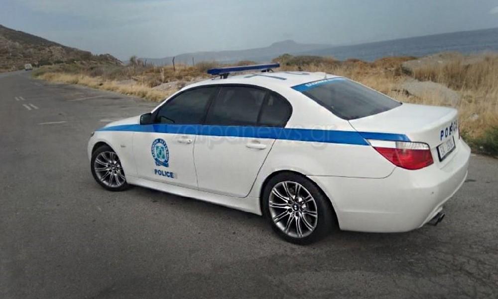 See the new Greek police patrol car worth €100,000+ 1